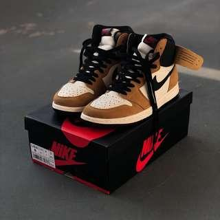 "2f5f4282584092 US8  Nike Air Jordan 1 Retro High OG ""Rookie Of The Year"" ROTY ..."
