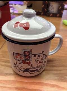 (New) honeymoon 滿記 x hello kitty mug