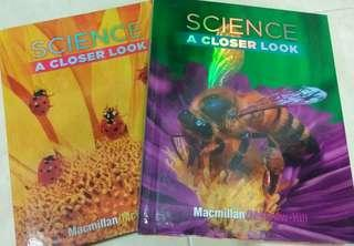 Calvert School Homeschool American Education Syllabus Science A Closer Look Math In Focus