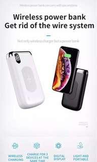 #JOYROOM #機樂堂 D-M194 Plus 20000mAh Wireless Charging Power Bank 無線快速充電尿袋 移動電源 powerbank charger