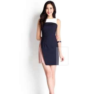 Lilypirates LP -Novel Idea Dress In Blue - Size S
