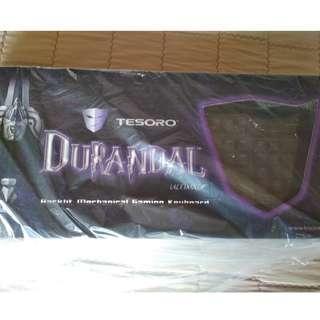 TESORO Durandal Ultimate 電競 鍵盤
