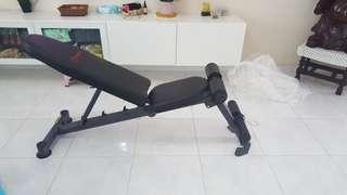 🚚 Fitness Sit Up multi purpose bench