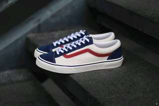 036d11d1e53e Vans Old Skool Trico Blue Red White rare