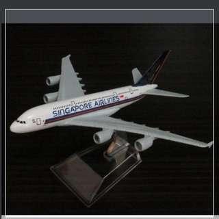 Singapore airline Aeroplane