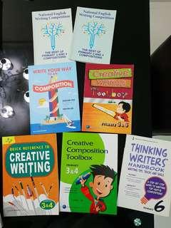 Primary Composition Guidebooks