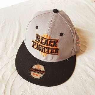 🚚 Black Fighter潮流棒球帽 球員帽
