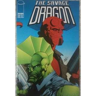 IMAGE COMICS - THE SAVAGE DRAGON #35