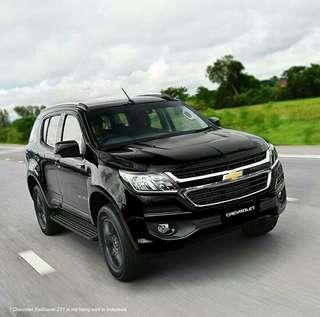 The New Chevrolet Trailblazer 2.5 Diesel