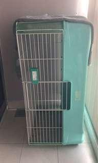 Used Huge Pet Cage - Almost New