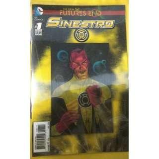 DC Comics - SINESTRO: FUTURES END #1