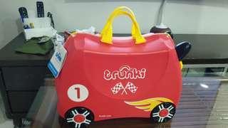 🚚 Trunki luggage . Toddler luggage