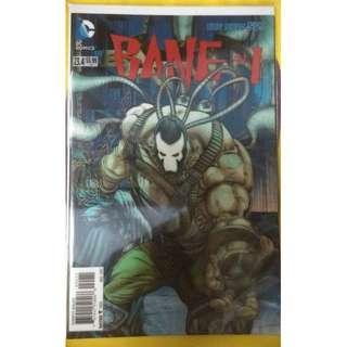 DC Comics - BATMAN #23.4 / BANE #1