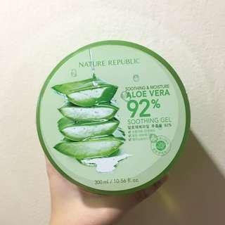 92% Aloe Vera Gel