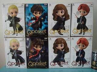 Harry Potter Qposket Set Original