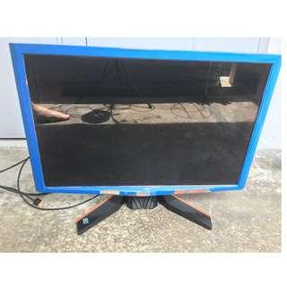 """ACER 24"""" LCD Monitor"""