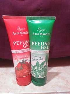 2 pcs Peeling gel