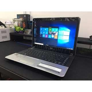 """Acer 14"""" Laptop + MS Office + NEW BATTERY For Cheap Sale"""