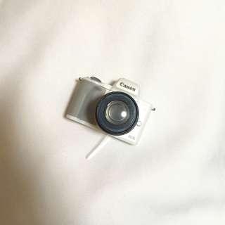 Canon EOS Kiss M 扭蛋 按掣發光