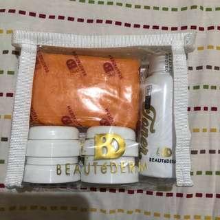 BeauteDerm set