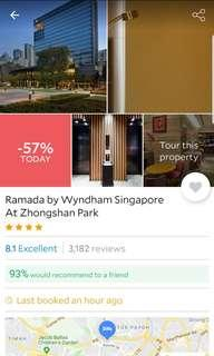 🚚 Staycation / Hotel Stay Singapore