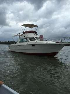 Rendell 27 boat for sale