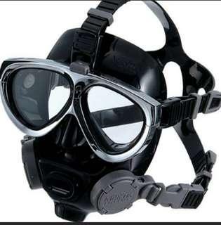 Diving : Gull Mantis Full Face Mask