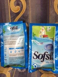 Sofsil Fabric Softener 80ml