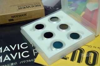 Mavic Pro Platinum 6-pc ND Filters set