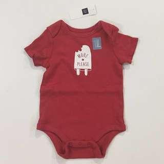 BabyGap Branded Baby Bodysuit