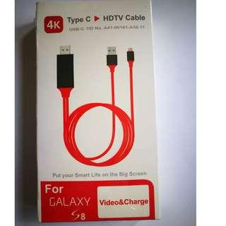 Type-C to HDTV Cable
