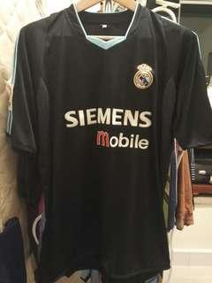 2003 Beckham Real Madrid Jersey