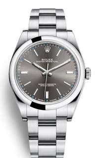 WTB oyster perpetual 39( Any colour)
