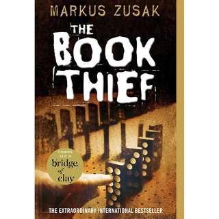 The Book Thief by Markus Zusak - ebook