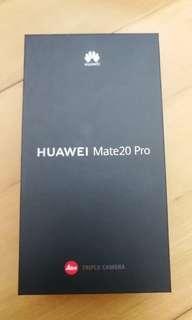 Huawei Mate20 Pro 全新