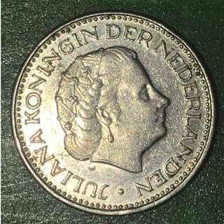 Coin Lama Nederland 1972