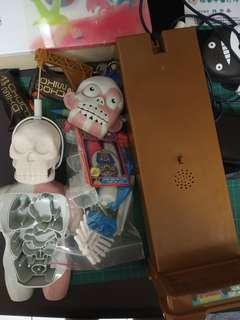 人體器官模型玩具
