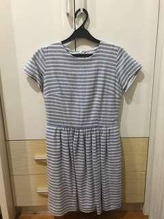 [PRELOVED] Blue SAV Dress