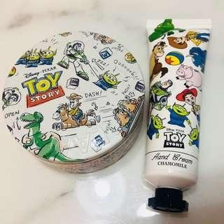Toy story STEAMCREAM & hand cream