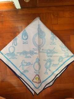 Assorted Scouts Scarfs Unique Designs