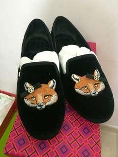Tory Burch flat 鞋