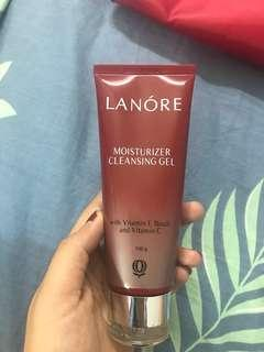 Lanore Moisturizer Cleansing Gel