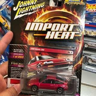 Johnny Lightning Honda CRX