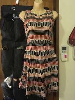 🚚 Tribal Dress