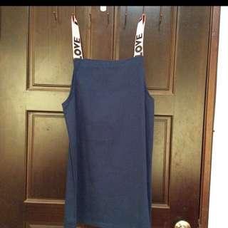 Chuu 吊帶裙