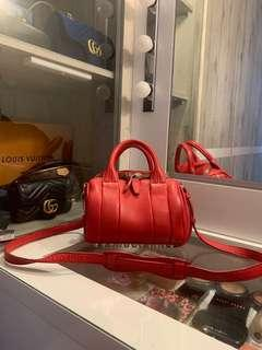 🚚 Alexandra Wang Mini Rockie in Red