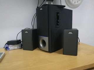 SonicGear: Blue Thunder 1 speaker