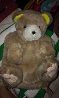 Bear Bagpack