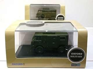 OXFORD MILITARY Land Rover 101 FC Signals Nato Green (全軍綠色) 英國英軍軍車