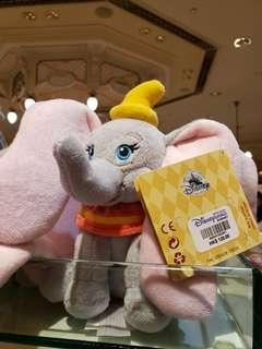 2019年 香港迪士尼 小飛象 毛公仔 代購 DUMBO